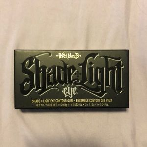 Kat Von D Shade + Light Eye Contour Quad